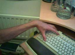 Stef's claw