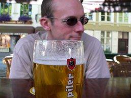 Beers of Europe #1: Jupiler the brave