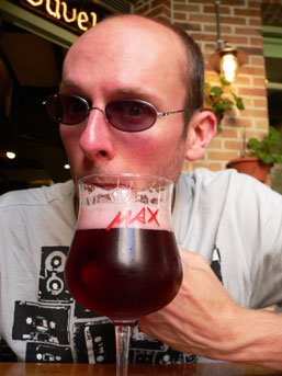 Beers of Europe #4: Kriek Max Cherry, what the hell?
