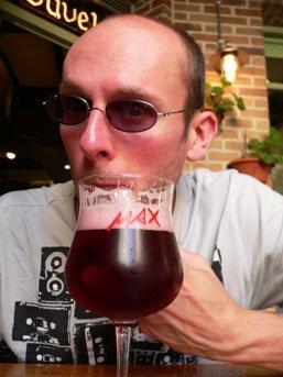 Beers of Europe #4: Kriek Max Cherry, what the hell?